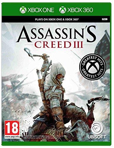 Assassin's Creed III Classics Ed - XBox 360 - PRE OWNED
