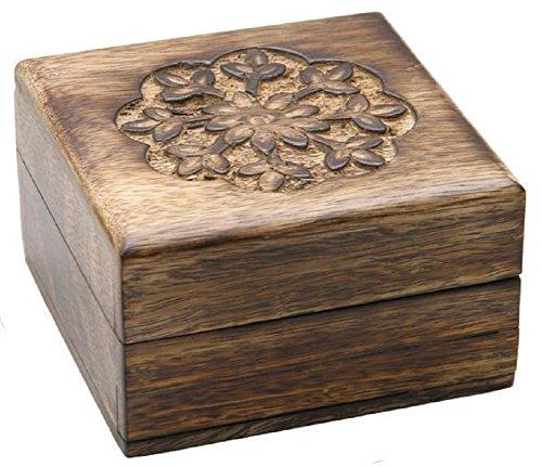 Magique Boîte Cadeau, Trick Box, Trick Caisse, Secrète Magic Box 10x 10x 6,5cm
