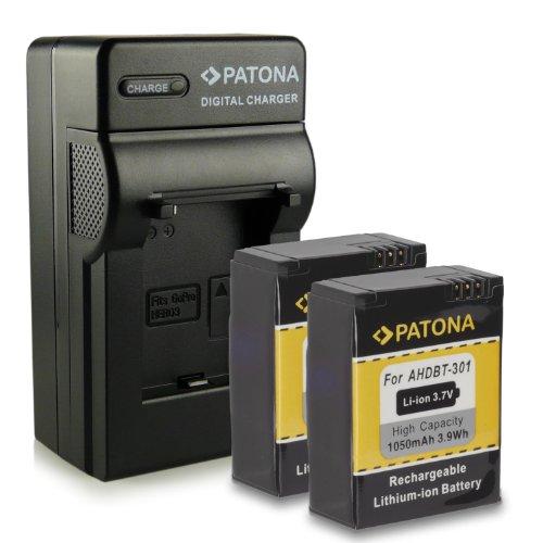 bundle-4in1-caricabatteria-2x-premium-batteria-li-polymeri-ahdbt-201-ahdbt-301-ahdbt-302-per-gopro-h