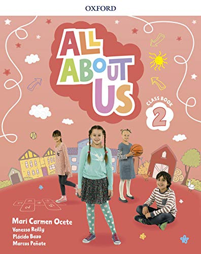 All About Us 2 Class Book Pack