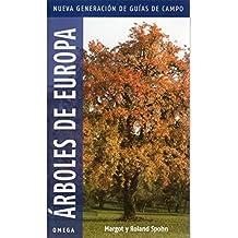 Árboles de Europa (GUIAS DEL NATURALISTA-ARBOLES Y ARBUSTOS)