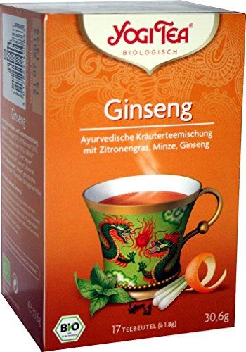10 x Yogi Tee BIO Ginseng Tao (=10er Pack)