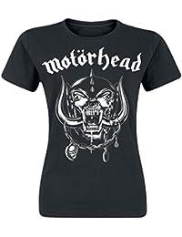 Motörhead Make A Difference Girl-Shirt schwarz