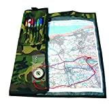 BCB Adventure Map Case Patrol Commanders, Camo, One size, CD1422C