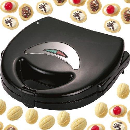 Syntrox Germany Chef Maker NM-750W Nuss-Wunder Nussbäcker Waffeleisen