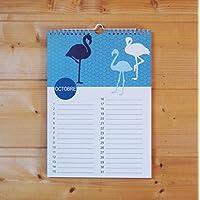 calendrier des anniversaire, calendrier perpétuel