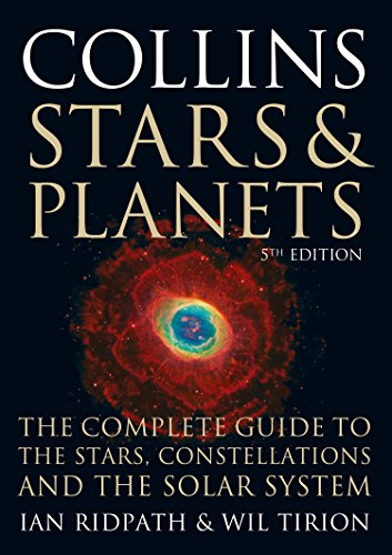 Collins Stars and Planets Guide (Collins Guides) (English Edition) (Stargazing Live)