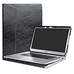 "Alapmk Protective Case Cover For 11.6"" Acer Chromebook 11 C732 C732t C730e Series Laptop [Warning:not Fit Acer Chromebook 11 Cb3-111 C771t C771 Cb311-8h Cb3-131 Cb3-132 C740 C720],black"