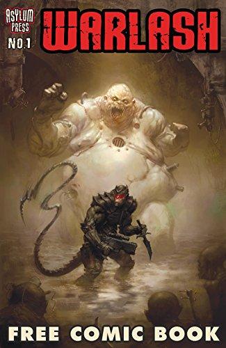 Warlash: Free Comic Book (Warlash: Zombie Mutant Genesis) (English Edition)