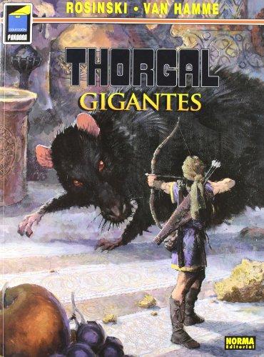 THORGAL 22: GIGANTES