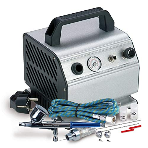 Outletdelocio Compresor aerografia calderin 0,3 L