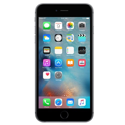 "Apple iPhone 6s 4.7"" Single SIM 4G 32GB Grey - Smartphones (11.9 cm (4.7""), 32 GB, 12 MP, iOS, 10, Grey)"