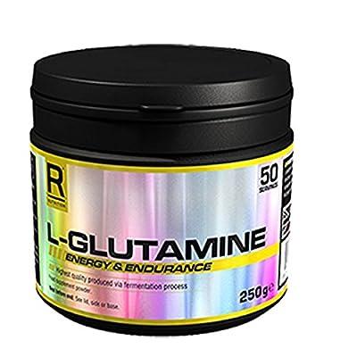 Reflex L-Glutamine 250g High Quality Amino Acid Energy and Endurance