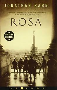 Rosa par Jonathan Rabb