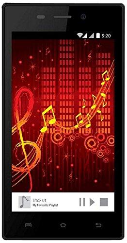 Karbonn A6 Mobile Phone (Black)