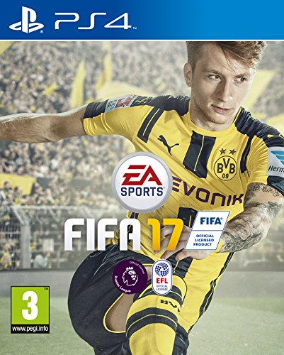 FIFA 17 - Standard (Playstation 4) [UK IMPORT]