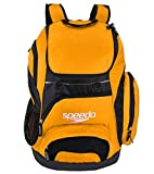 Speedo T-KIT Teamster Mochila, Unisex Adulto, Naranja, 35 l