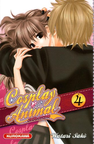 Cosplay Animal Edition simple Tome 4