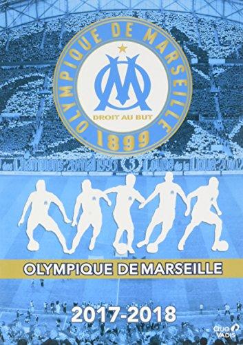 Quo Vadis Olympique Marseille Text Agenda scolaire Journalier 12 x 17 cm Année 2017-2018