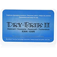 Zephyr Replacement Desiccant Dri Brik (3 pack) by Hearing Aid Supply Shop