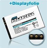 PolarCell Batterie pour Nokia 5230 et 5800 XpressMusic remplace pièce BL-5J 1400 mAh