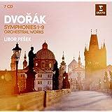 Dvořák: Symphonies 1-9, Orchestral Works (Coffret 8 CD)