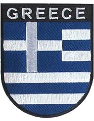 Yantec armoiries de la Grèce Patch écusson Greece