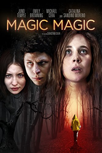 Magic Magic Cover