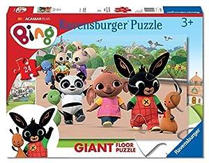 Ravensburger 03013 Bing 2 - Puzzle de Suelo (24 Piezas)