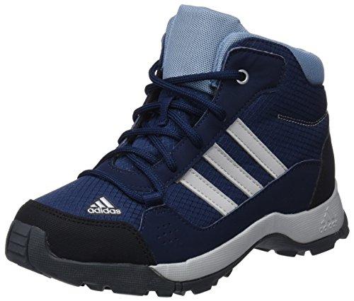 adidas Unisex-Kinder Hyperhiker K Trekking- & Wanderstiefel Blau (Maruni/Gridos/Grinat 000) 28.5 EU