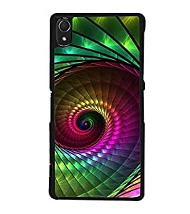 Fuson Premium 2D Back Case Cover Pattern With Multi Background Degined For Sony Xperia Z2::Sony Xperia Z2 L50W D6502 D6503