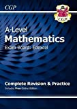 New A-Level Maths for Edexcel: Year 1 & 2 Complete Revision & Practice with Online Ed...