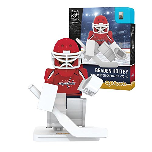 Washington Capitals NHL Braden Holtby-Goalie OYO Mini Figure