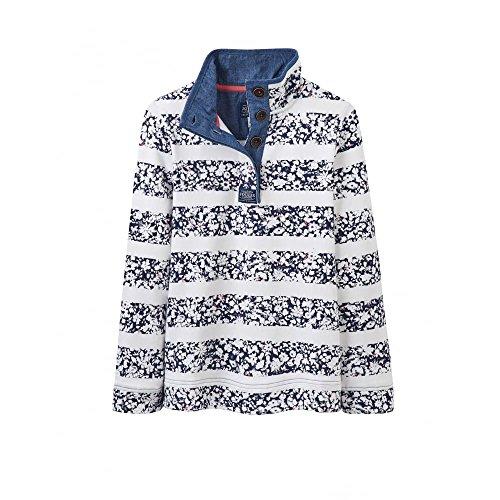 JOULES Mara Ditsy Stripe COWDRAY (W) Sweatshirt (18)
