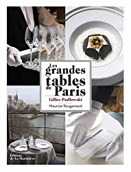 Les grandes tables de Paris