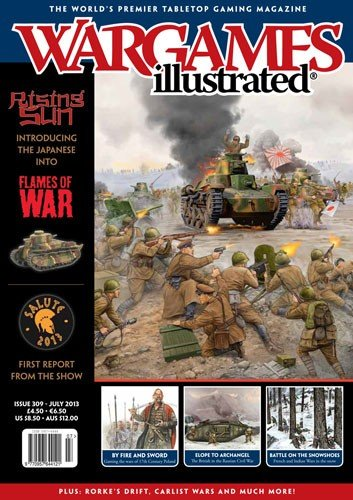 Wargames Illustrated 309