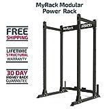 FORCE USA – MyRack Power Rack Base Unit Expandable 450kg Weight Capacity