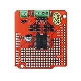 LDTR-WG0213 L298P Placa de expansión L298P del controlador del motor de CC Placa de circuito