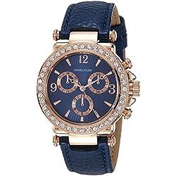 Daniel Klein Analog Blue Dial Women's Watch - DK10155-2