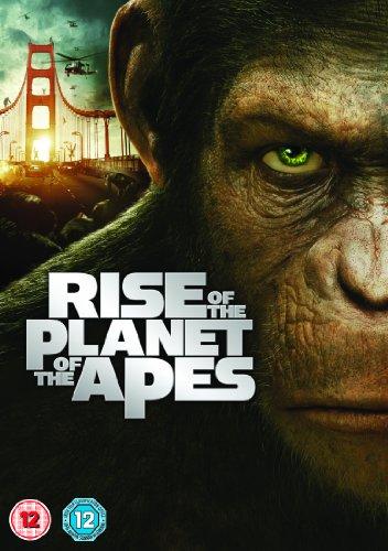 Preisvergleich Produktbild Rise Of The Planet Of The Apes [DVD]