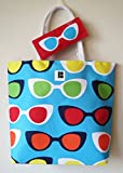 Estee Lauder Summer Print Bag Tote ~ 16 ...