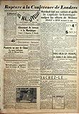Telecharger Livres NOUVELLES LES N 3 du 17 12 1947 RUPTURE A LA CONFERENCE DE LONDRES MARSHALL FAIT SES VALISES ET QUITTE LA CAPITALE BRITANNIQUE MALGRE LES EFFORTS DE MOLOTOV BIDAULT ET BEVIN MARQUENT LE COUP ETATS UNIS D EUROPE VOICI DEJA UN INSIGNE UN DRAPEAU ET DES TIMBRES POSTE EN ATTENDANT DES IMPOTS EDITORIAL GLISSEMENT DE TERRAIN A LA MARTINIQUE 1 MORT 2 DISPARUS 8 BLESSES DERNIERE HEURE INCENDIE A BORD DU PASTEUR EN FRANCE PIRATERIE EN MER DE CHINE UN VAPEUR HOLLANDAIS PILL (PDF,EPUB,MOBI) gratuits en Francaise