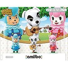 Nintendo - Pack 3 Figuras Amiibo (Totakeke, Al, Paca)