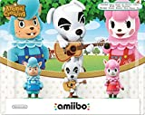 Animal Crossing 3er Set