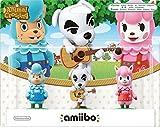 Cheapest Animal Crossing amiibo Triple Pack (ReeseKK SlideCyrus) on Nintendo Wii U