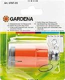 Stecker Gardena, Wasserstecker mit Stoppventil