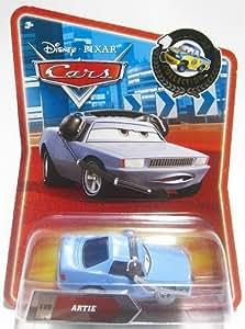 Disney Cars - R4417 - Final Lap Collection - Véhicule Miniature - Voiture - Artie #149