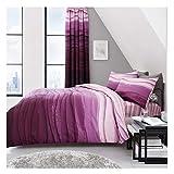 Best Blue Wave Soft Pillows - Wave Ombre Purple Duvet Cover and Pillowcase Set Review