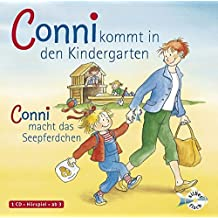Conni kommt in den Kindergarten / Conni macht das Seepferdchen: 1 CD (Meine Freundin Conni - ab 3)