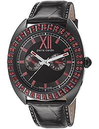 Pierre Cardin-Damen-Armbanduhr Swiss Made-PC106032S10
